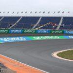 "F1 drivers tackle a familiar favourite enhanced by ""extreme geometries"" | 2021 Dutch Grand Prix"